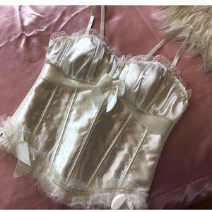 Beautiful Laceup corset